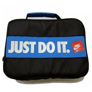 Nike Just Do It Bumper Sticker Lunch Box Insulated
